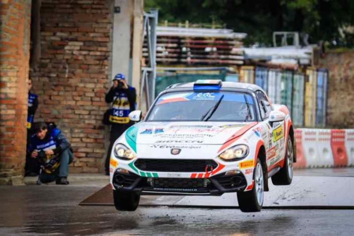 Roberto Gobbin, Barum Rally 2021