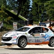Rudy Andriolo si mette in evidenza al Rally della Marca