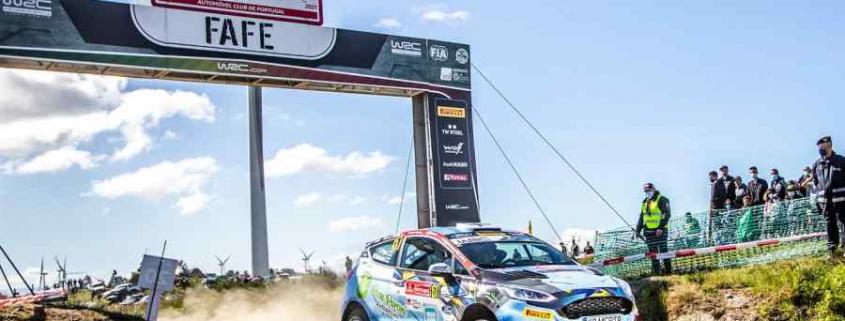 Sami Pajari, Rally del Portogallo 2021