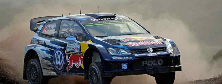 Sébastien Ogier, Rally Argentina 2015