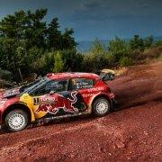 Sebastien Ogier al Rally di Turchia