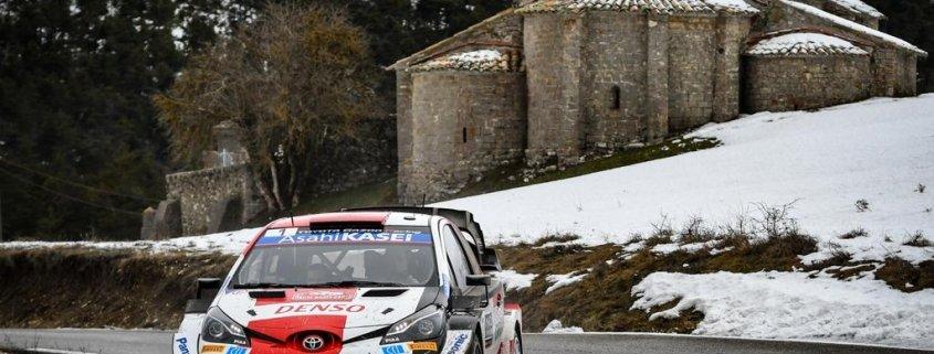Sebastien Ogier vince il Monte 2021