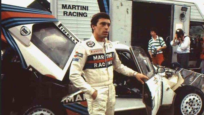 Storie di rally, Sergio Cresto: born to be a star