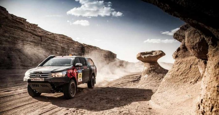 Silk Way Rally, scarta Cina e Kazakistan: tutto in Russia