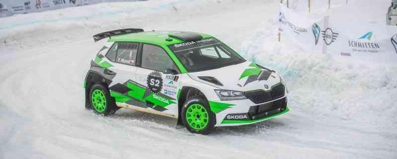 Pronto il kit di aggiornamento della Skoda Fabia Rally2 Evo
