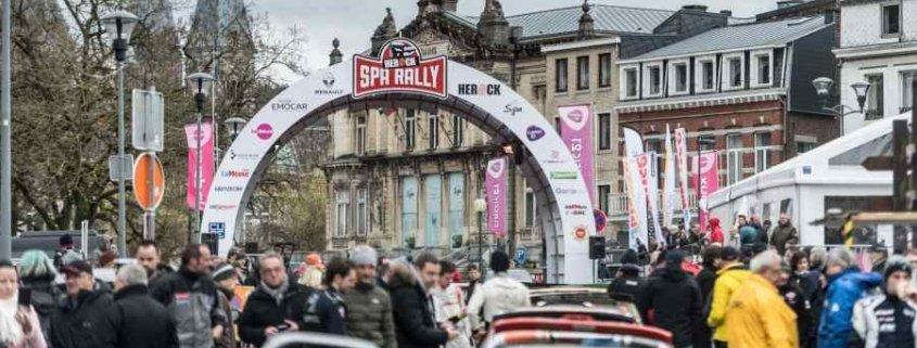 Per il Campionato Europeo Rally 2020 è tempo di Spa