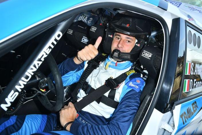 Stefano Albertini, Rally 1000 Miglia 2021