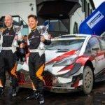 Takamoto Katsuta alla corte di Makinen nel WRC