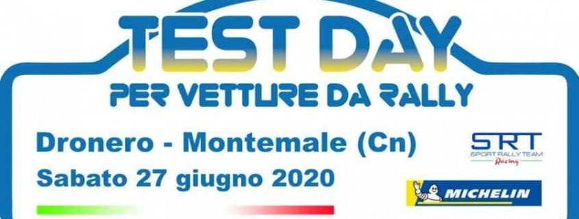 Test sulla PS Dronero-Montemale a fine giugno con SRT
