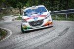 Tommaso Ciuffi al Rally del Friuli 2019