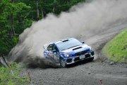 Toshihiro Arai nel Campionato Giapponese Rally