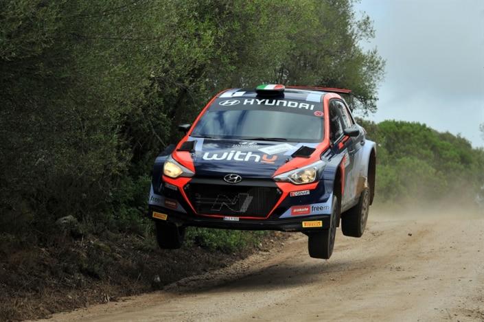 Umberto Scandola, Rally Vermentino 2021
