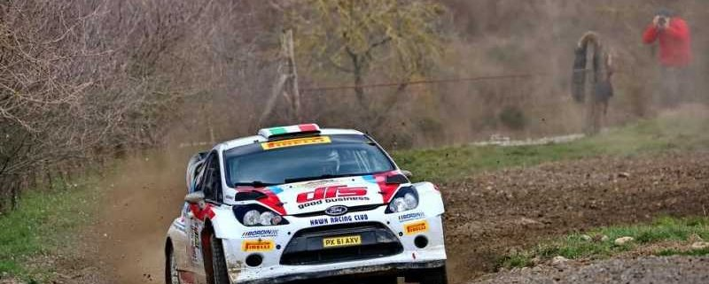Il Rally Val d'Orcia è anche Raceday Rally Terra