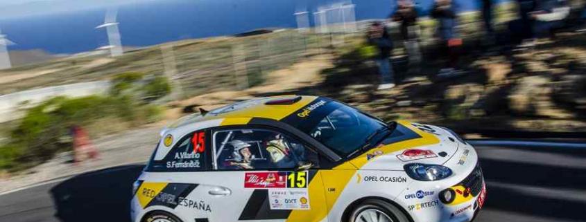 Vilarino-Fernandez, Rally Villa de Adeje 2020