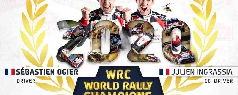 WRC, Monza: il settimo sigillo di Sebastien Ogier