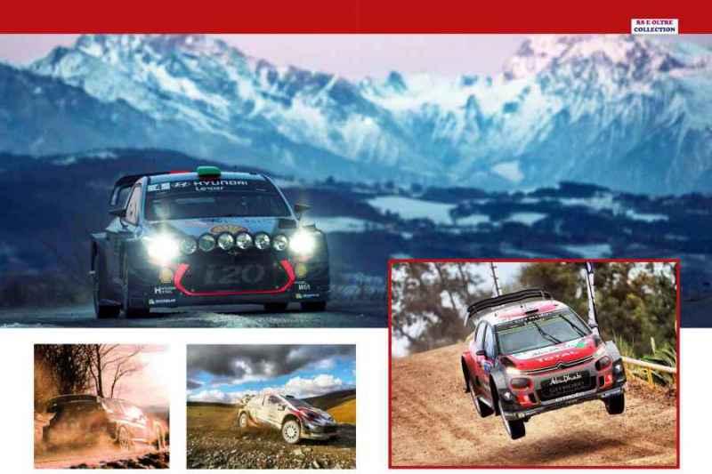 Nasce RS Collection: la prima uscita è dedicata alle WRC Plus
