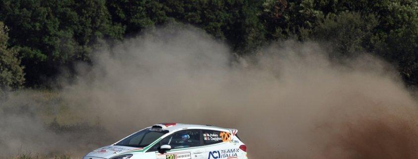 Il Campionato Italiano Rally Junior prende forma