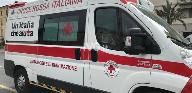 Incidente durante i test rally a Roccavignale