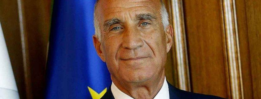 Il presidente dell'Aci Angelo Sticchi Damiani