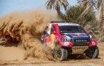Nasser Al-Attiyah autorevole nella Dakar 2020