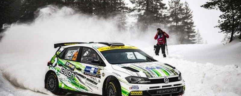 Arctic Rally Finland: Lappi (WRC2) e Lindholm (WRC3) al comando
