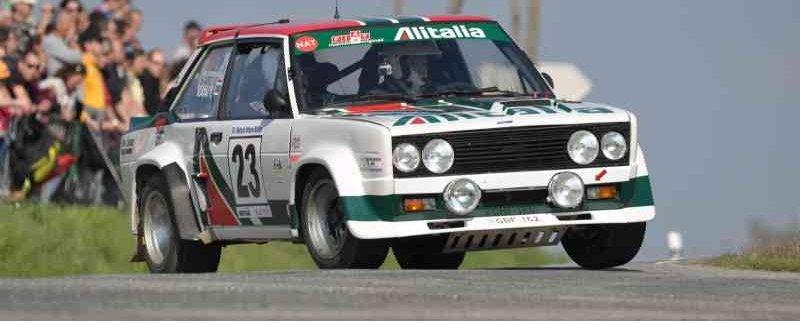 Come riparte nel 2021 il Campionato Europeo Rally Storici