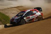 kalle 3 WRC, Rally del Portogallo: Elfyn Evans è il più veloce nello shakedown