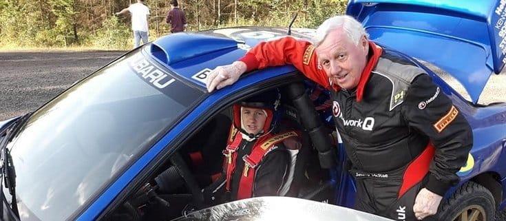 Max McRae al McRae Rally Challenge
