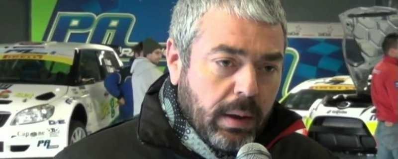 Il campione europeo Luca Rossetti