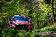 Thierry Neuville, Rally di Croazia 2021