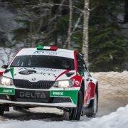 Alberto Battistolli dà forfait al Rally di Svezia