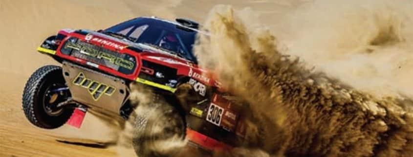 Martin Prokop alla Dakar Rally 2020