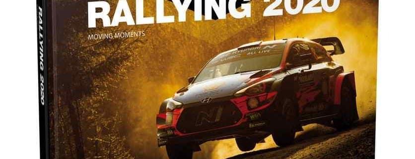 McKlein illustra il WRC nel libro ufficiale