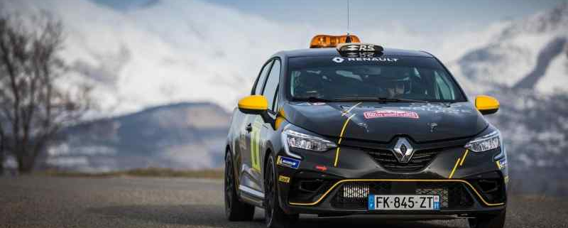 Renault Clio Rally4