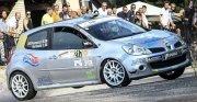 Renzo Rampazzo al Rally del Friuli