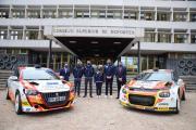 spain Il Rallye Team Spain con sei equipaggi tra WRC3 ed Europeo