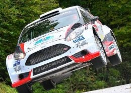 RB Motorsport testa in Slovenia le sue vetture da rally