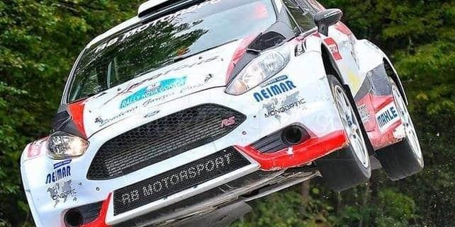 RB Motorsport testa in Slovenia le sue vetture da rally