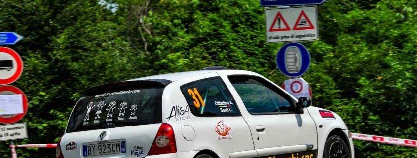 Lana, Winners Rally Team: c'è anche il debutto di Davide Porta